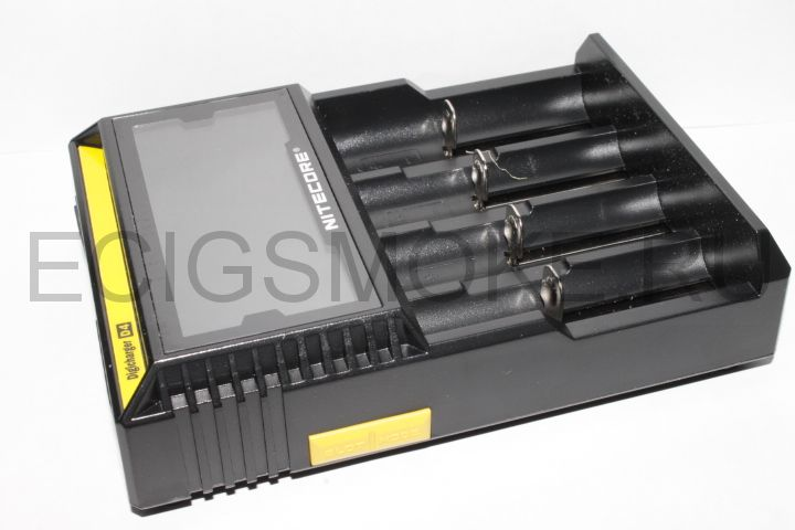 Зарядное устройство  Nitecore SYSMAX Digicharger D4